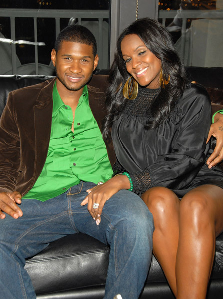 Usher Raymond And Wife Welcome Their Baby Boy -9140
