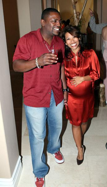 MEKHI PHIFER AND FIANCEE ONI WELCOME A BABY BOY ...
