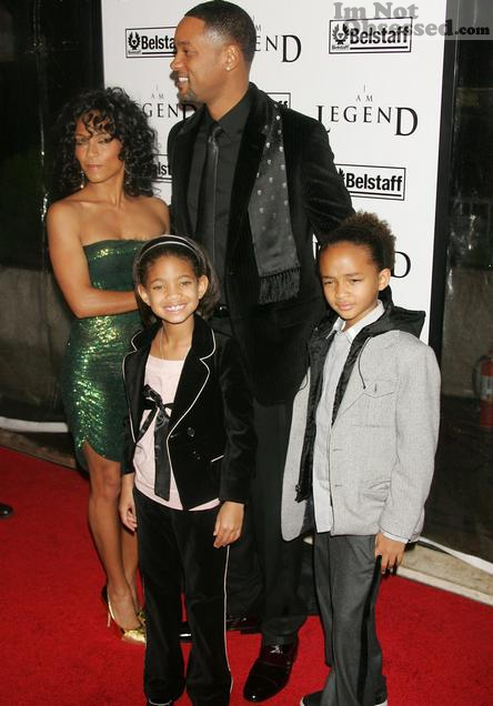 will smith kids names. Having a prominent name in