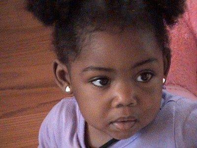 Tichina Arnold's three-year-old daughter Alijah Kai is growing up