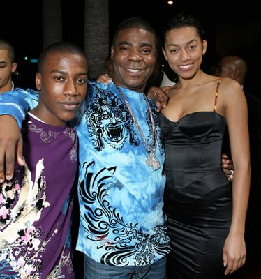 TRACY MORGAN WITH SON AND GIRLFRIEND | BLACKCELEBRITYKIDS ...