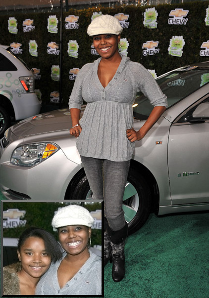 SHAR JACKSON IS BEST FRIENDS WITH BABY DADDY KEVIN ...
