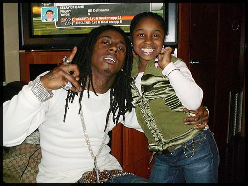 LIL WAYNE DAUGHTER DIED?