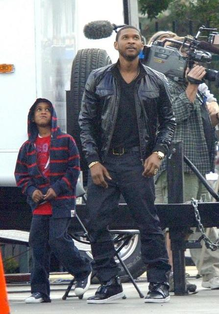USHER AND STEP SON.jpg
