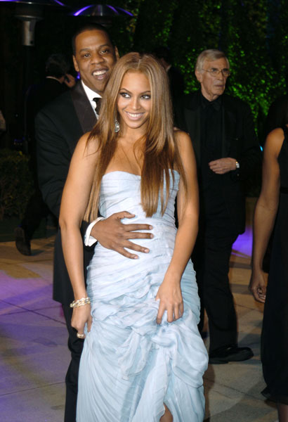 jay z and beyonce wedding pictures. Did a pregnancy send Jay-Z and