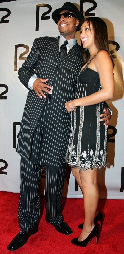 kevin garnett�s wife. Paul Pierce and his fiancee