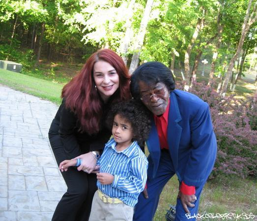 JAMES BROWN,YOU ARE THE FATHER OF 6-YEAR-OLD JAMES BROWN ...