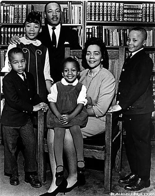 W.E. A.L.L. B.E.: All In The Family...What Would MLK ...