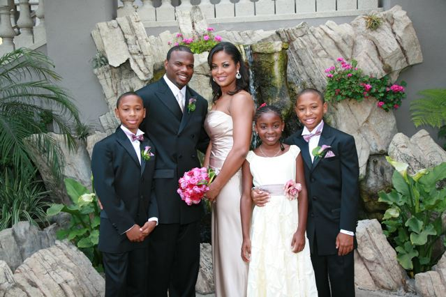 Laila Ali's son Curtis Muhammad Conway - YouTube