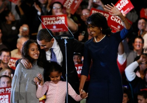 Seriously McmIllan she so ghetto obama daughters