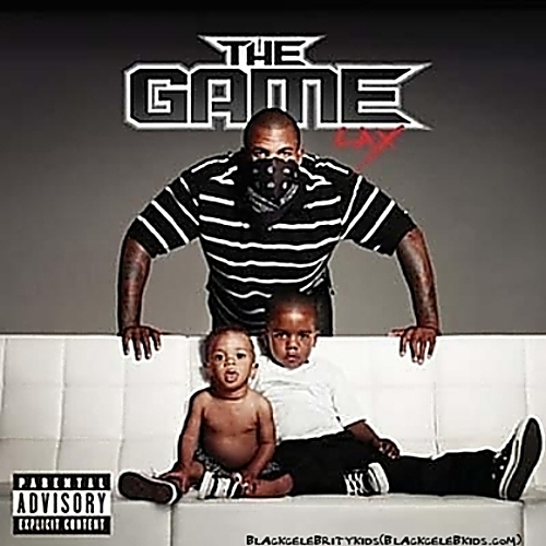 The Game Rapper Son Rapper The Game And Sons on