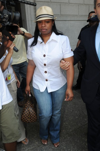 SHANIQUA TOMPKINS AND 50 CENT GET COURT ORDERS ...