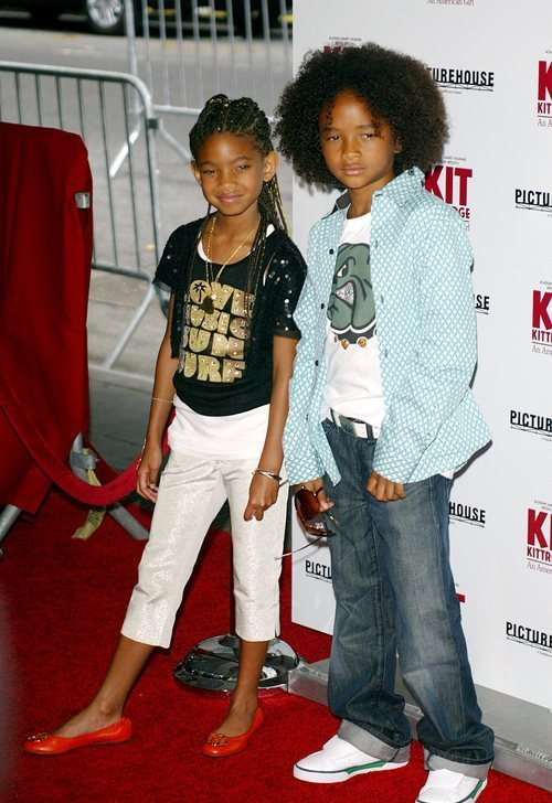 is willow smith and jaden smith twins. Actress Willow Smith,7,