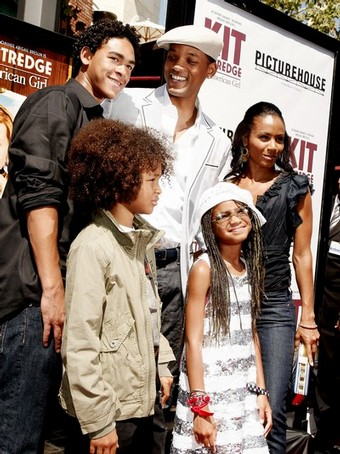 will smith and family photos. Posted in Will and Jada Smith