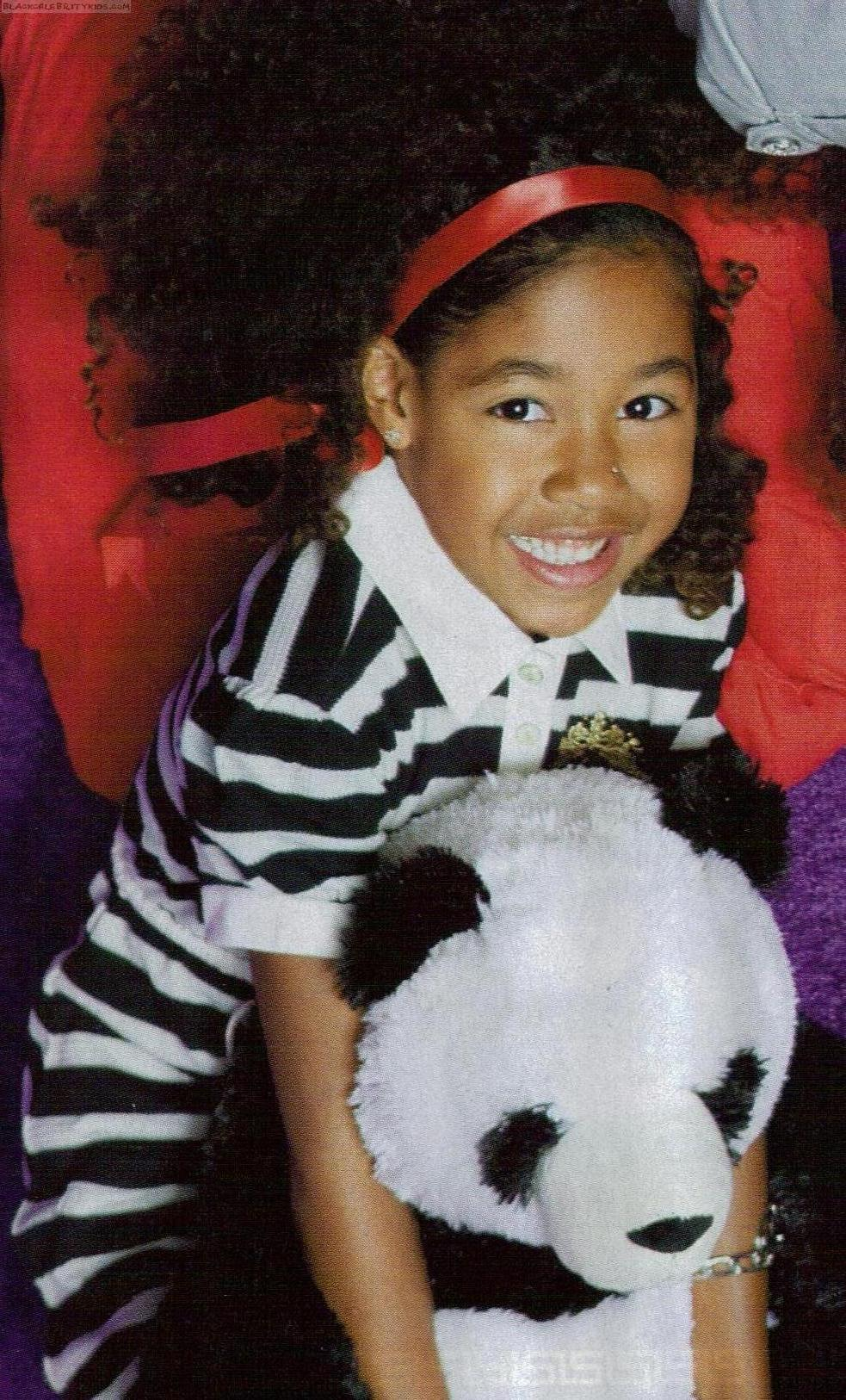 AOKI AND MING SIMMONS' BABY PHAT AD | BLACKCELEBRITYKIDS ...