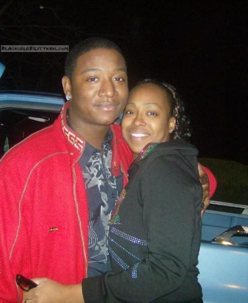 Yung Joc and Fatimah Jester