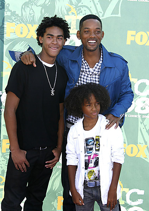 WILL SMITH AND SONS AT...