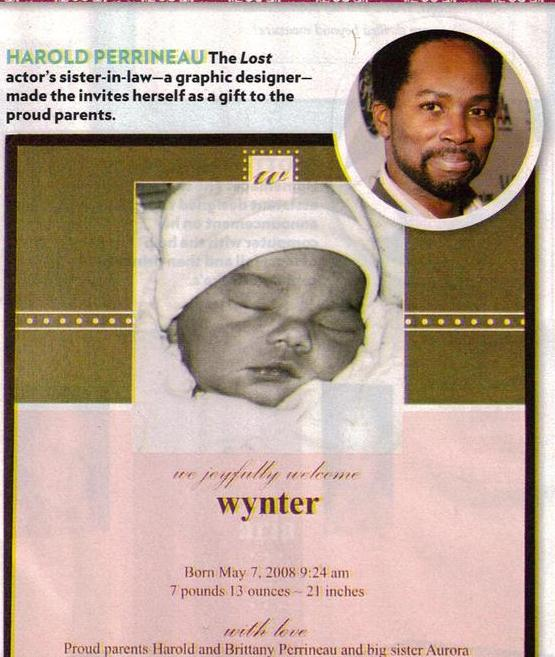 Disclaimer – Celebrity Birth Announcements