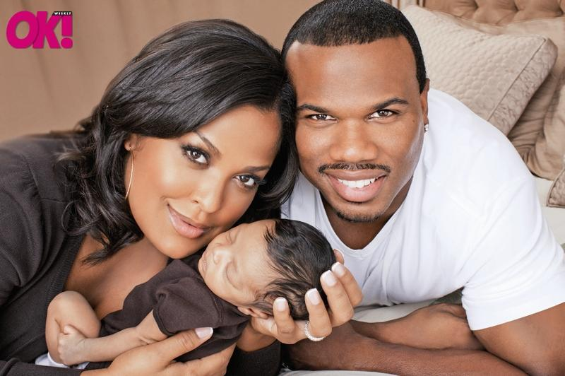 Laila Ali And Muhammad Ali Jr FIRST PHOTO OF CURTIS ...