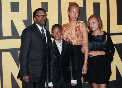 spike lee and familythe family of minimes
