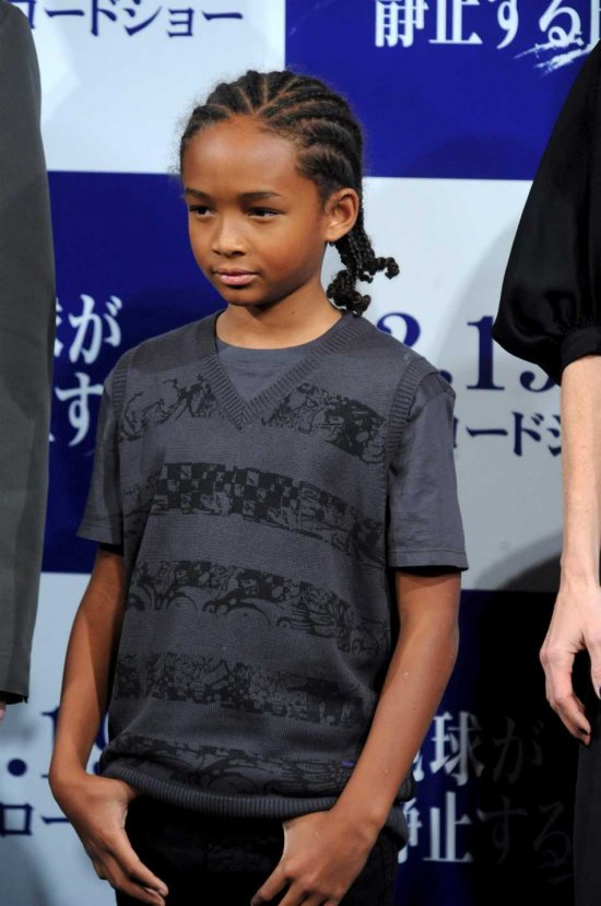 will smith kids pictures. Jaden Smith, son of actor Will